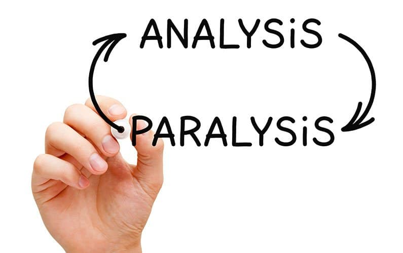 """Analysis Paralysis – A Case of Terminological Inexactitude"""