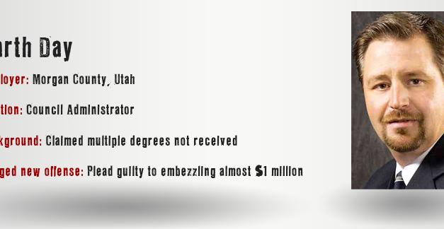 Fake Degree Precedes $1 Million Fraud