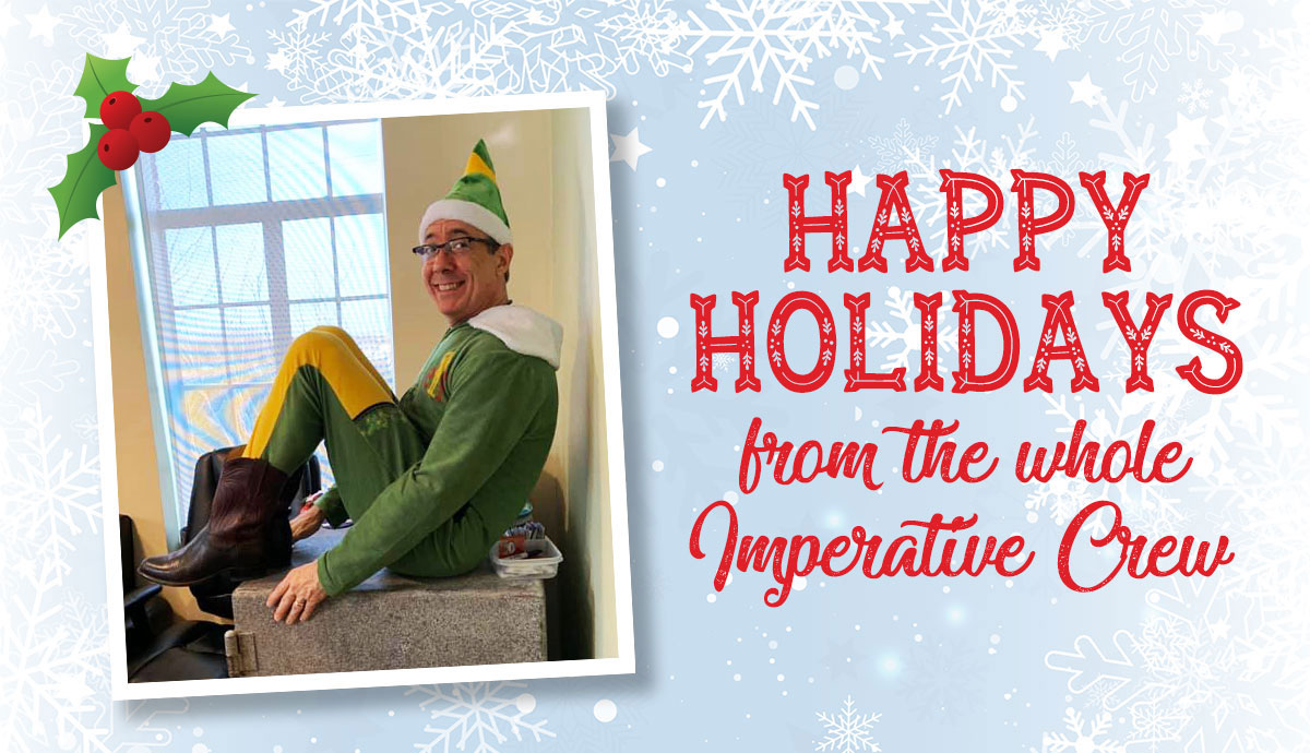 A Merry Imperative Christmas