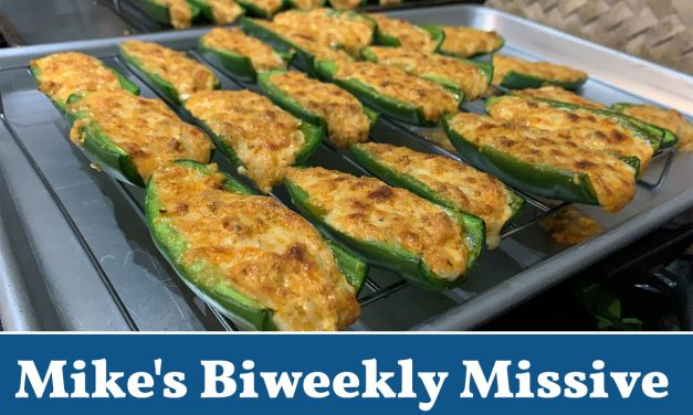 Be honest, you're going to miss March 2020, aren't you? (Mike's Biweekly Missive)