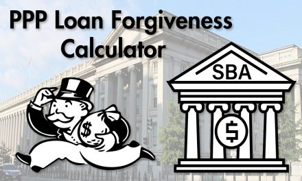 PPP Loan Forgiveness Calculator
