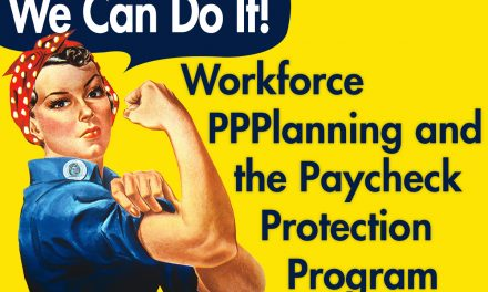 Workforce PPPlanning and the Paycheck Protection Program