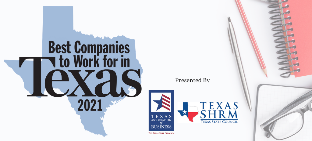 Imperative Is A Texas Best Company to Work For!